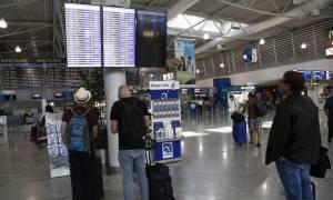 Ρεκόρ επιβατικής κίνησης στα αεροδρόμια της χώρας