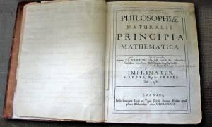Αστρονομικό ποσό για το βιβλίο-ορόσημο του Νεύτωνα!
