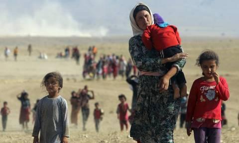 Βρετανική ΜΚΟ Oxfam καλεί τις πλούσιες χώρες να δεχθούν περισσότερους Σύρους πρόσφυγες