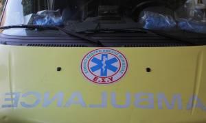 Tέσσερις τραυματίες σε τροχαίο στο κέντρο της Θεσσαλονίκης