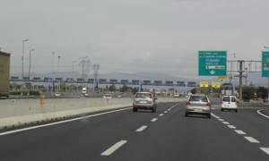 Καραμπόλα έξι αυτοκινήτων στη Βαρυμπόμπη