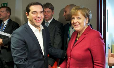 Live Blogging: Οι δηλώσεις Τσίπρα - Μέρκελ στο Βερολίνο