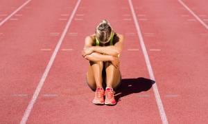 Ποιοι αθλητές διατρέχουν μεγαλύτερο κίνδυνο κατάθλιψης
