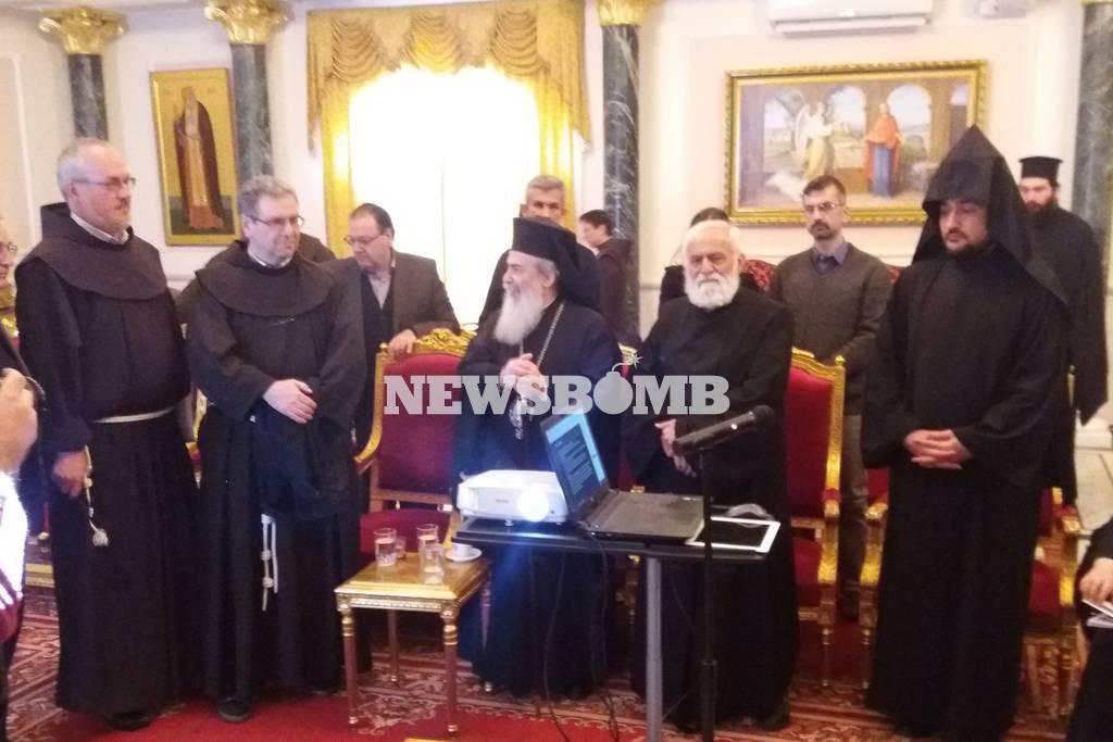 Αποστολή Newsbomb.gr: Συγκίνηση και μήνυμα αγάπης από το σπουδαιότερο μνημείο του Χριστιανισμού
