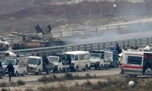 Συρία: Νέα συμφωνία για να εκκενωθεί το Χαλέπι
