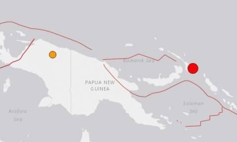 Ισχυρός σεισμός 8 Ρίχτερ στην Παπούα Νέα Γουινέα - Προειδοποίηση για τσουνάμι