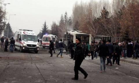 Έκρηξη Τουρκία: Εφτά συλλήψεις για το λουτρό αίματος στην Καισάρεια
