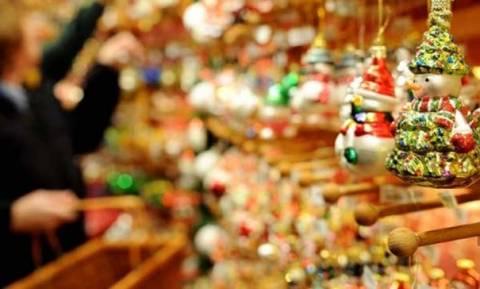 Χριστούγεννα στο Πεδίον του Άρεως από την Περιφέρεια Αττικής