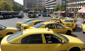Ρεκόρ συλλήψεων οδηγών στο κέντρο της Αθηνας