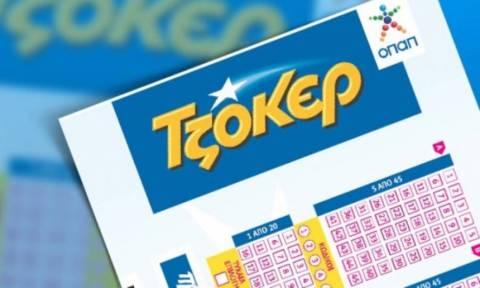 Κλήρωση Τζόκερ: Απόψε κληρώνεται το ιλιγγιώδες ποσό των 2.500.000 ευρώ