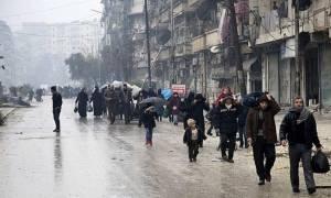 Αναβάλλονται οι επιχειρησεις εκκένωσης σε Χαλέπι, Φούα, Κεφράγια