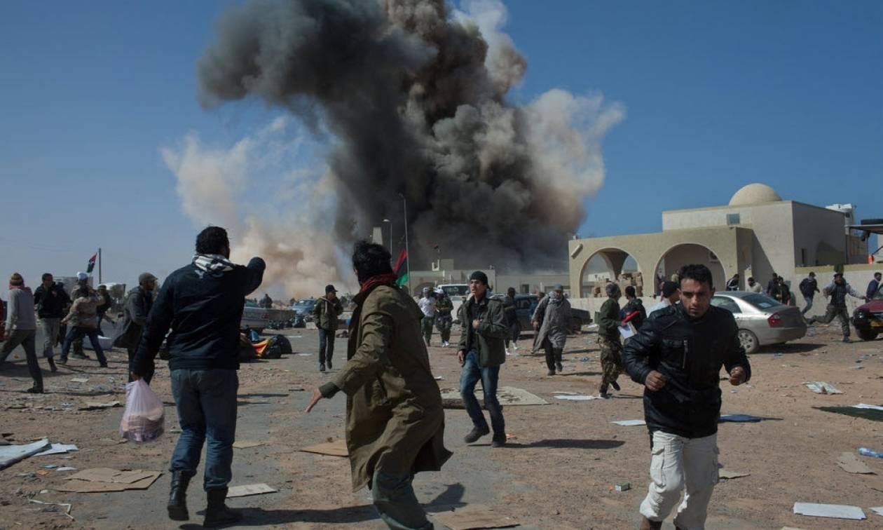 Λιβύη: Βομβιστής αυτοκτονίας του Ισλαμικού Κράτους σκόρπισε τον θάνατο στη Βεγγάζη