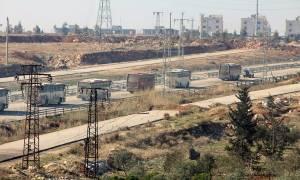 Συρία: Το κομβόι της μεγάλης φυγής - 20.000 άμαχοι απέδρασαν από την «κόλαση» στο Χαλέπι (Pics+Vid)