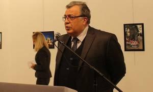 Βίντεο σοκ: Η στιγμή της δολοφονίας του πρεσβευτή της Ρωσίας στην Άγκυρα