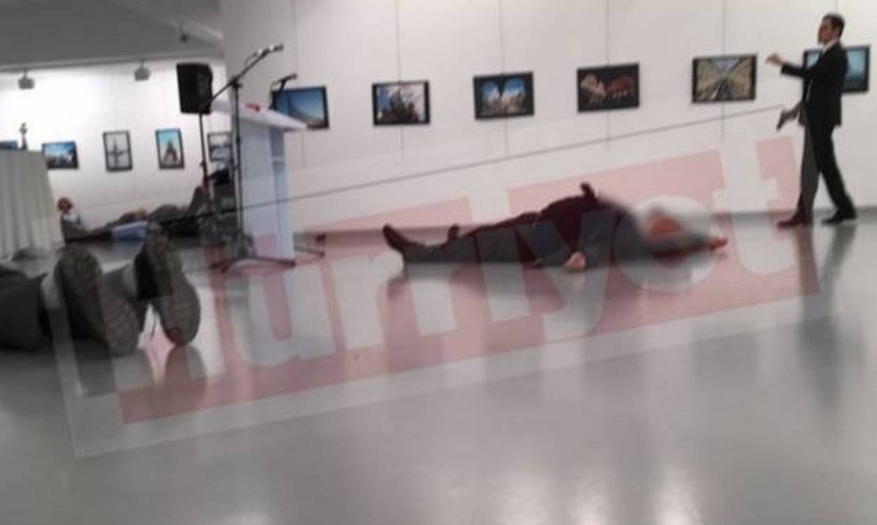 Επίθεση κατά του Ρώσου Πρέσβη: Αυτός είναι ο εκτελεστής (photo)