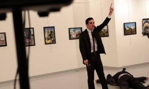 Επίθεση κατά του Ρώσου Πρέσβη: Τι φώναξε ο δράστης την ώρα της επίθεσης (vid)