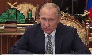 Σαφές μήνυμα Πούτιν: Βρείτε μου ποιος κρύβεται πίσω από τη δολοφονία του Ρώσου πρέσβη (video)