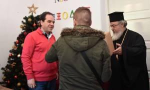 Χριστουγεννιάτικα δέματα αγάπης από την «Αποστολή» σε άλλες έξι περιοχές της χώρας (pics)