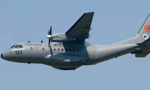 Συναγερμός στο Αιγαίο - Τουρκικό αεροσκάφος πέταξε μόλις 30 μέτρα πάνω από τη νήσο Παναγιά