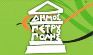Δήμος Πετρούπολης: Παρεμβάσεις σε κεντρικές οδούς