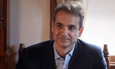 Τρομοκρατικές επιθέσεις - Μητσοτάκης: Συλλυπητήριες επιστολές προς Μέρκελ και Πούτιν
