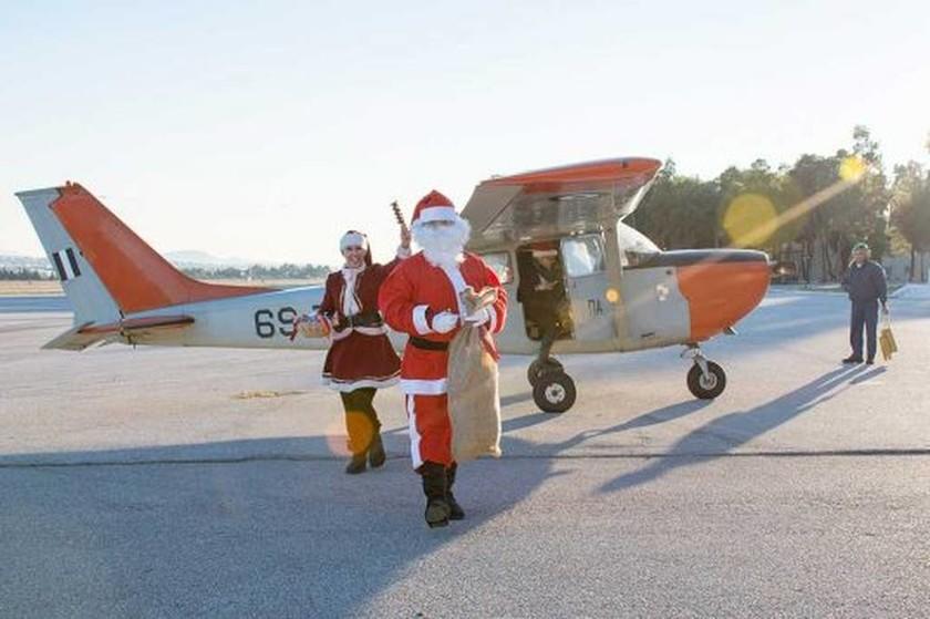 Πολεμική Αεροπορία: Εορταστική Εκδήλωση για τον Σύλλογο «Φλόγα» (pics)