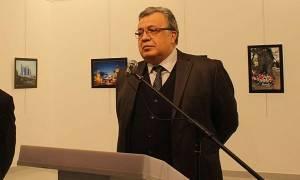 Δολοφονία Ρώσου πρέσβη: Βιβλίο συλλυπητηρίων άνοιξε η ρωσική πρεσβεία στην Αθήνα
