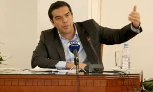 Τσίπρας: Δεν θα τους κάνουμε το χατίρι να υποχωρήσουμε
