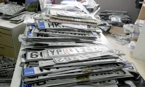 Δημοτική Αστυνομία: Επιστροφή πινακίδων ενόψει Χριστουγέννων