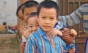 Αύξηση του ποσοστού γεννητικότητας καταγράφηκε στην Κίνα το 2016