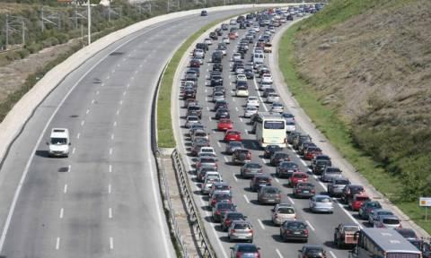 Συναγερμός στην Εθνική Οδό Αθηνών - Κορίνθου