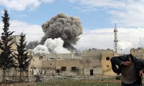 Συρία: «Σφυροκόπημα» της τουρκικής αεροπορίας κατά του ISIS