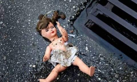 Ανείπωτη τραγωδία στα Λεχαινά με κοριτσάκι τριών ετών