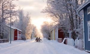Χειμερινό ηλιοστάσιο: H πρώτη ημέρα του χειμώνα γίνεται Doodle της Google