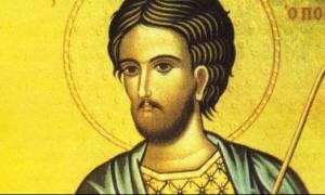 Άγιος Θεμιστοκλής: «Ένας βοσκός προβάτων, αναδεικνύεται ένδοξος μάρτυς Χριστού»