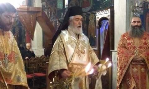 Τιμήθηκε ο Άγιος Ιγνάτιος στο Λιδωρίκι Φωκίδας