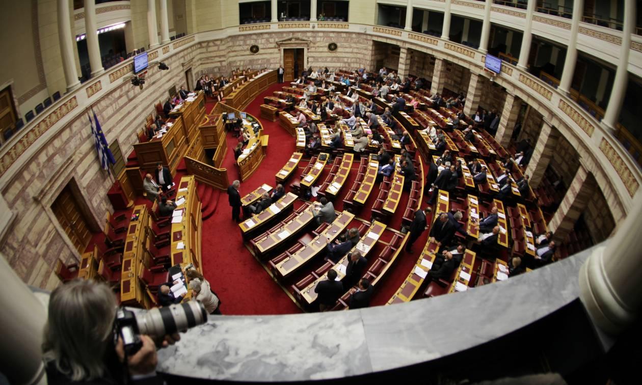 Βουλή: Υπερψηφίστηκε κατά πλειοψηφία το χωροταξικό νομοσχέδιο