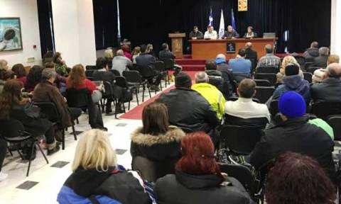 Πατούλης: Συντάντηση με τους συμβασιούχους του δήμου Αμαρουσίου
