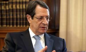Αναστασιάδης: Αδύνατη η λύση με στρατεύματα και εγγυήσεις