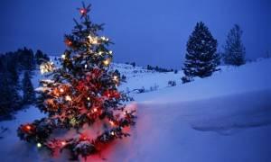 Δείτε τι καιρό θα κάνει τα Χριστούγεννα