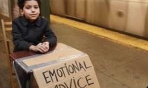 O 11χρονος «ψυχολόγος» της Νέας Υόρκης δίνει συμβουλές για 2 δολάρια