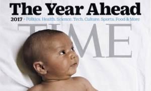 Συγκινητικό: Με προσφυγόπουλα που γεννήθηκαν στην Ελλάδα το εξώφυλλο του TIME (pics)