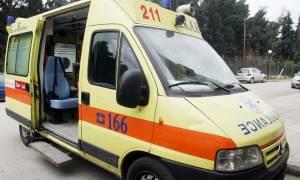 Τροχαίο ατύχημα στην Πάτρα: Σε σοβαρή κατάσταση ο οδηγός μηχανής