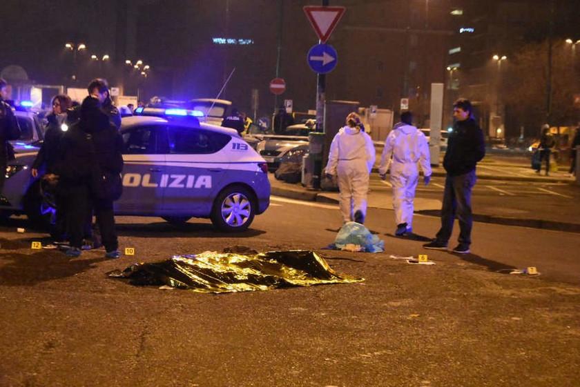 Νεκρός ο Τυνήσιος δράστης που σκόρπισε το θάνατο στο Βερολίνο (pics)