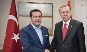 Κρίσιμες προετοιμασίες για τη συνάντηση Ερντογάν - Τσίπρα στις αρχές Ιανουαρίου