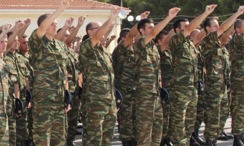 Αλλαγές στον Ελληνικό Στρατό: Εκτός Ενόπλων Δυνάμεων οι εύσωμοι