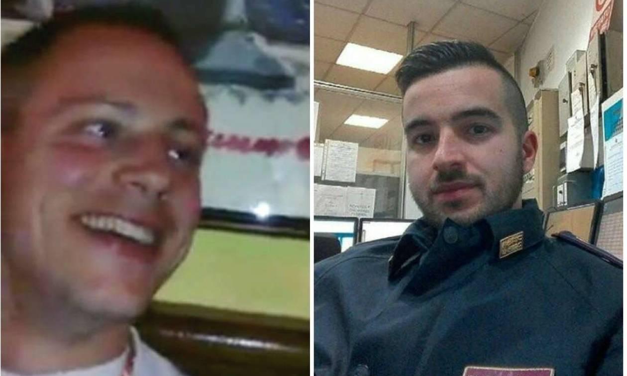 Αυτοί είναι οι αστυνομικοί που εξουδετέρωσαν τον Τυνήσιο τρομοκράτη - Εξοργισμένοι οι Ιταλοί (pics)