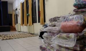 Χριστούγεννα 2016: Δύο νέες θερμαινόμενες αίθουσες από τον δήμο Αθηναίων για τους άστεγους