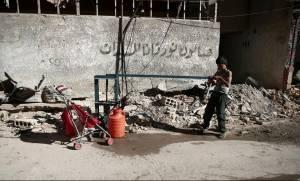 Συρία: Απίστευτο! Αντάρτες μόλυναν με... ντίζελ τους αγωγούς ύδρευσης στην Δαμασκό