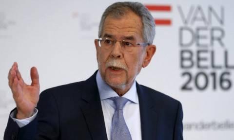 Αυστρία: Ο Αλεξάντερ Βαν ντερ Μπέλεν είναι οριστικά ο νέος ομοσπονδιακός πρόεδρος της χώρας
